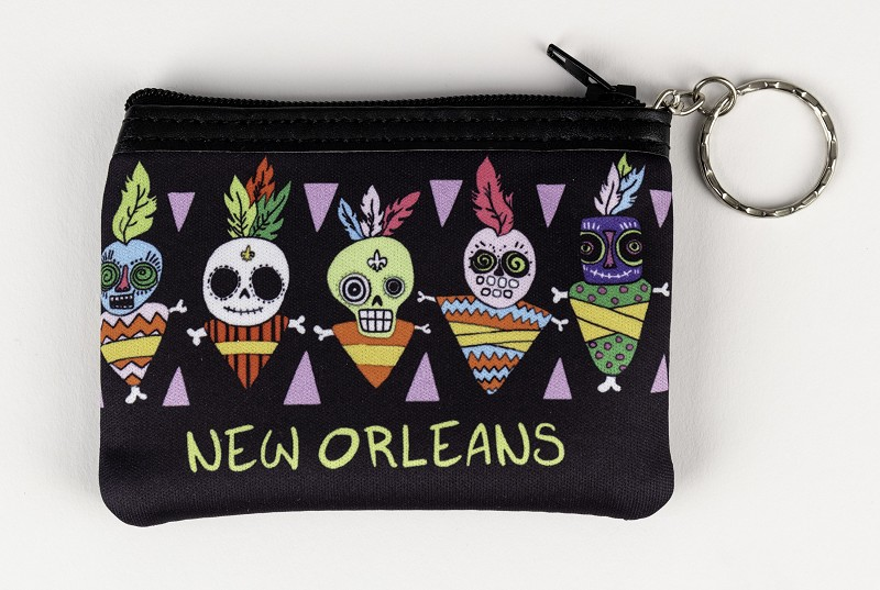 Voodoo Doll Coin Purse,89DOLL