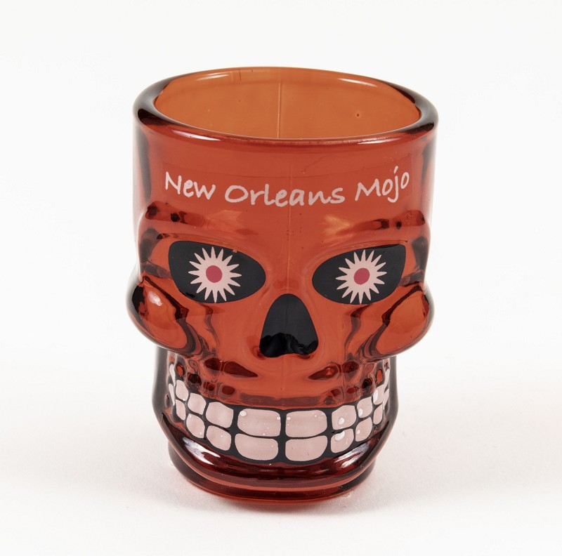 Color Skull Shot Glass,431184