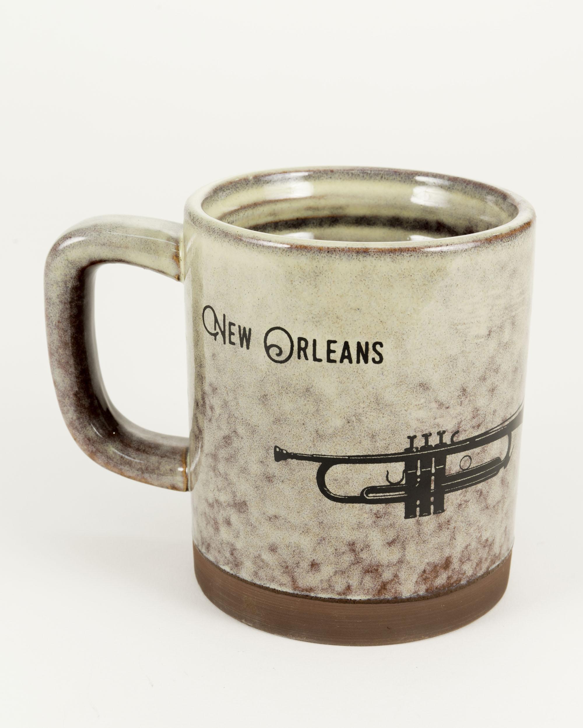 Jazz Stone Mug,136050