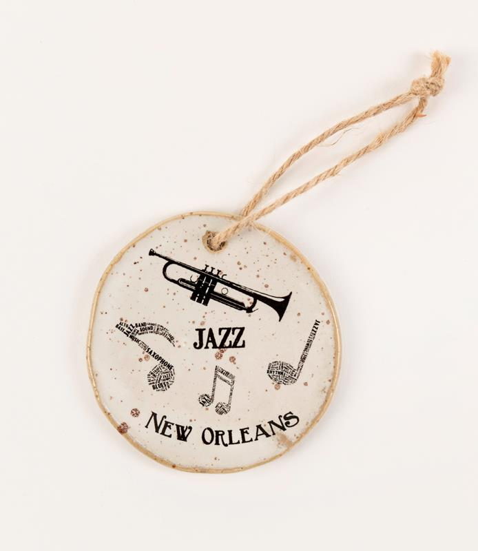 Jazz Ornament,175188