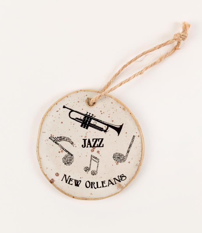 Jazz Ornament,175188
