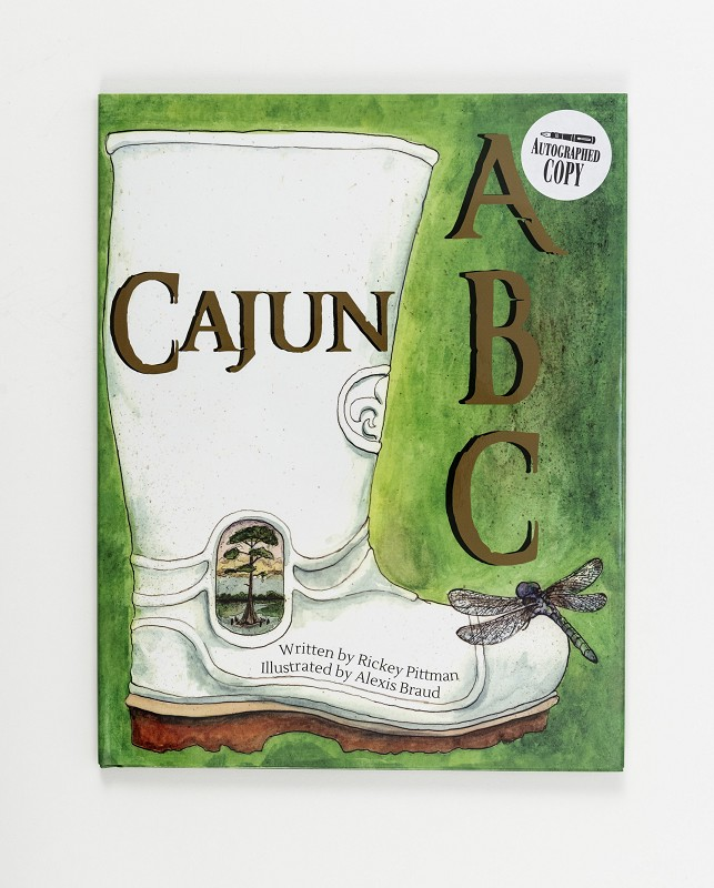 Cajun ABC,9781941879092