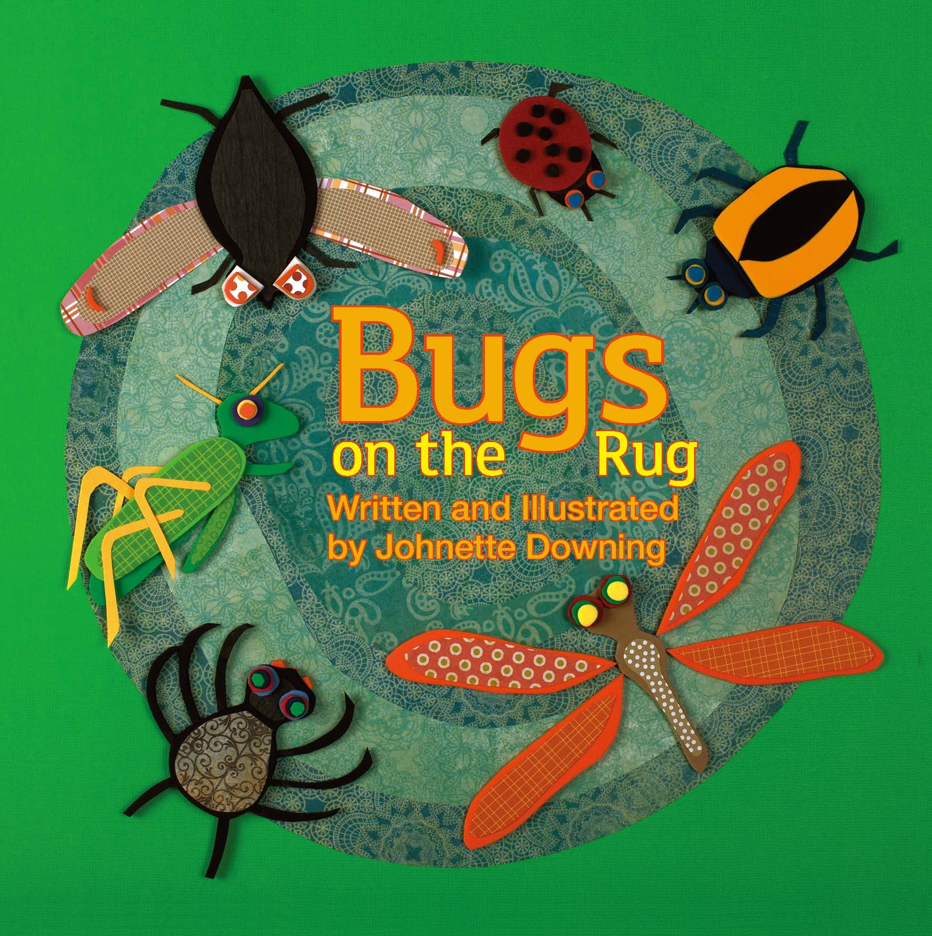 Bugs on the Rug,9781941879030