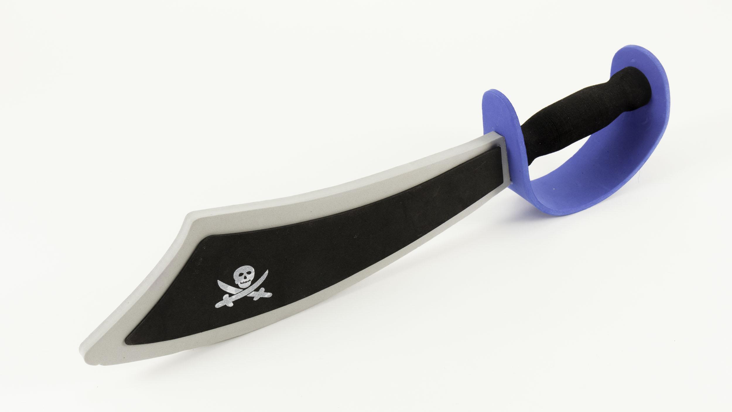 Foam Pirate Sword,9207