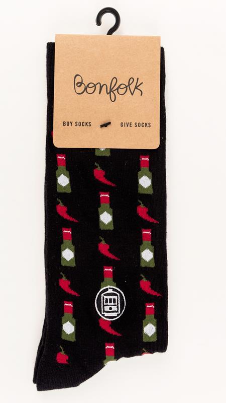 Saucin Bonfolk Sock
