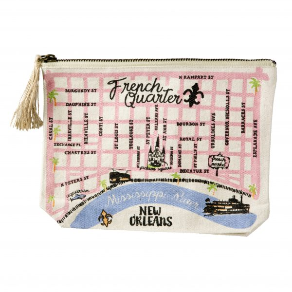 French Quarter Pouch,10196