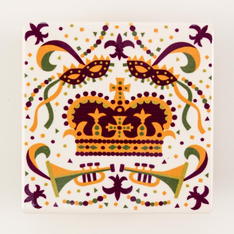 Mardi Gras Coaster,10084
