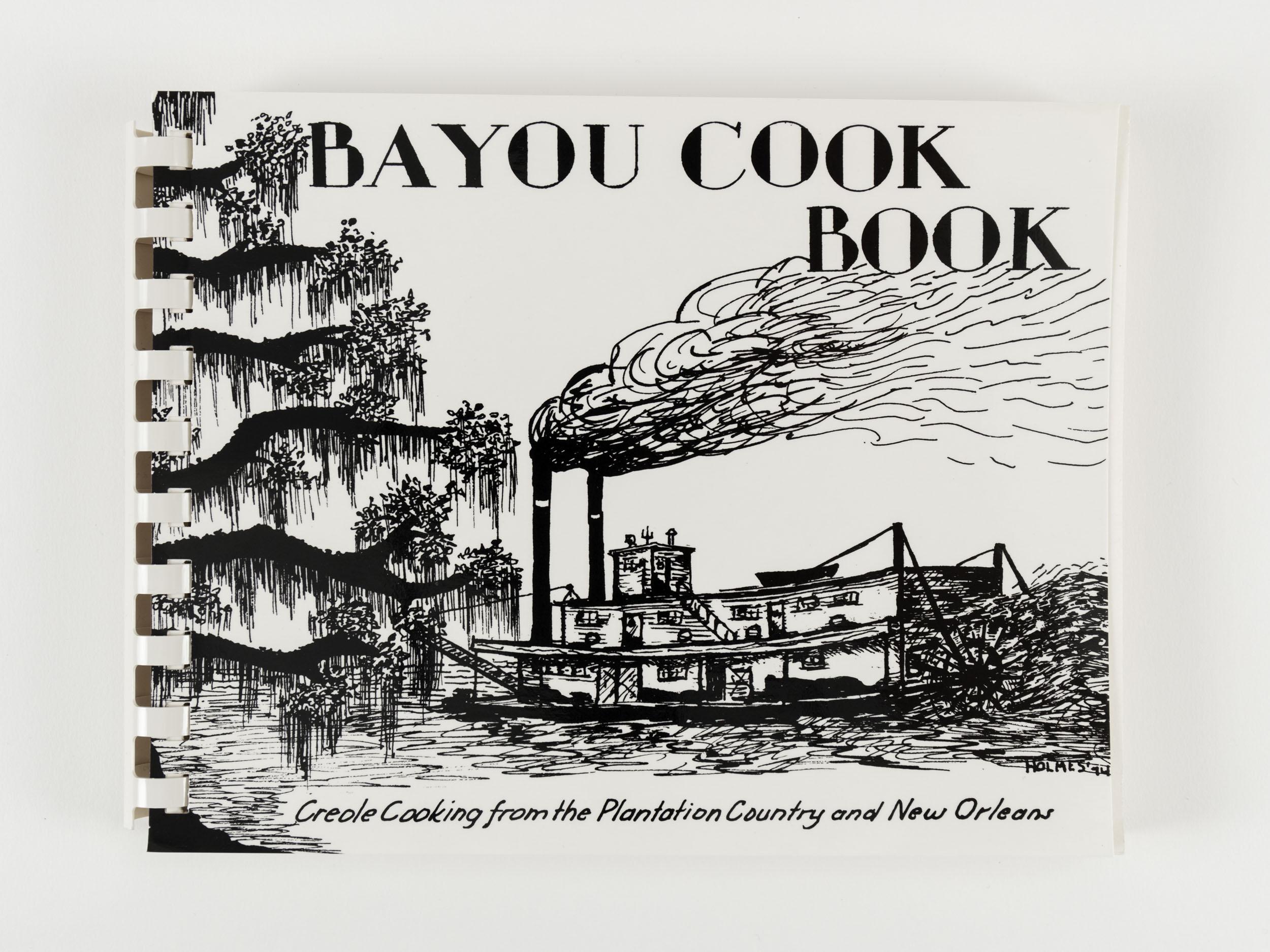 Bayou Cookbook,9780882894171