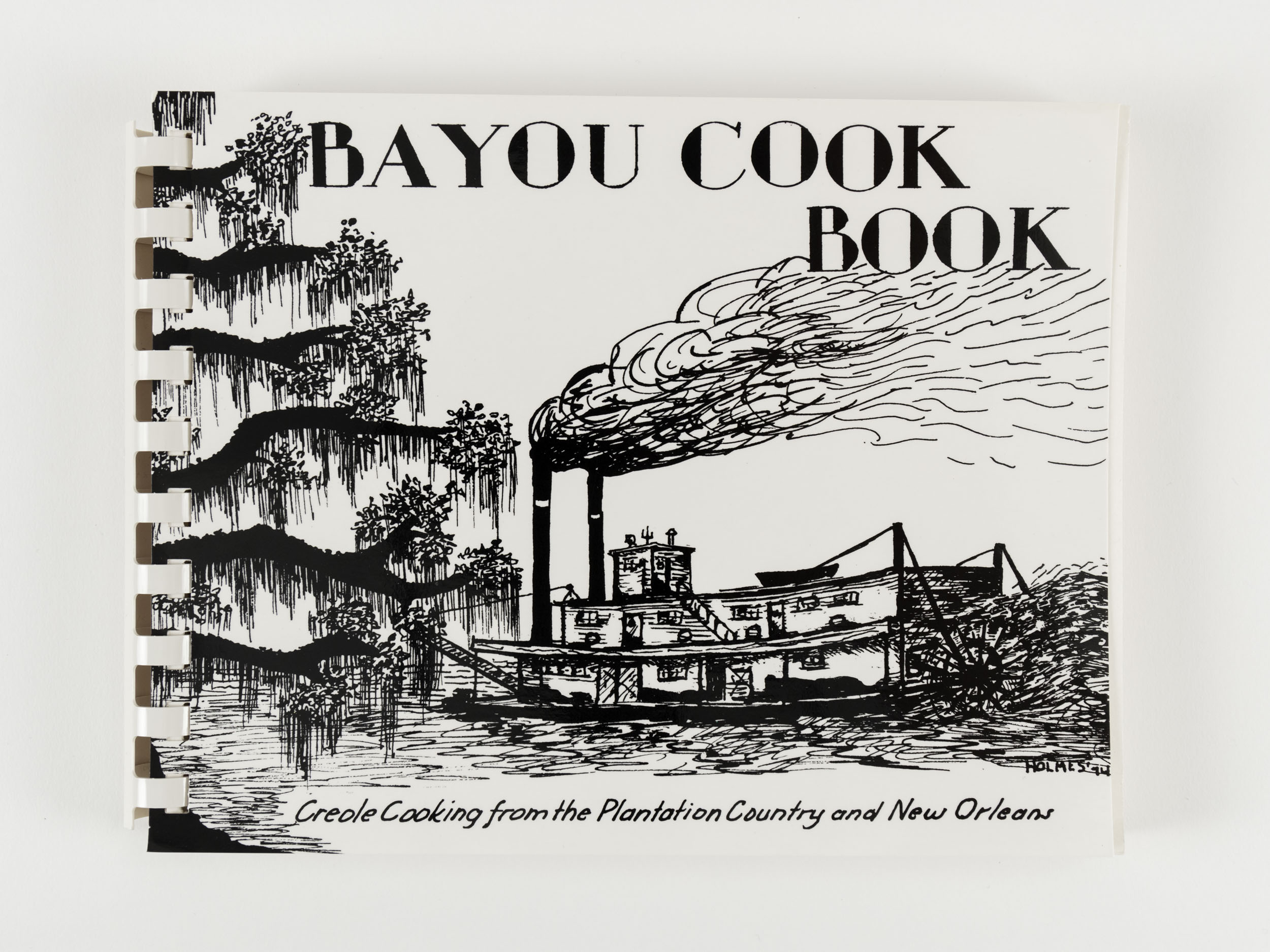 Bayou Cookbook,9780882894171