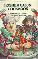 Kosher Cajun Cookbook,9781589804746