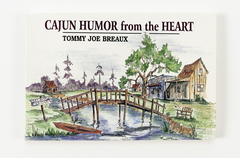 Cajun Humor from the Heart,9781565541870