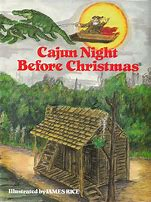 Cajun Night Before Xmas,9780882899404