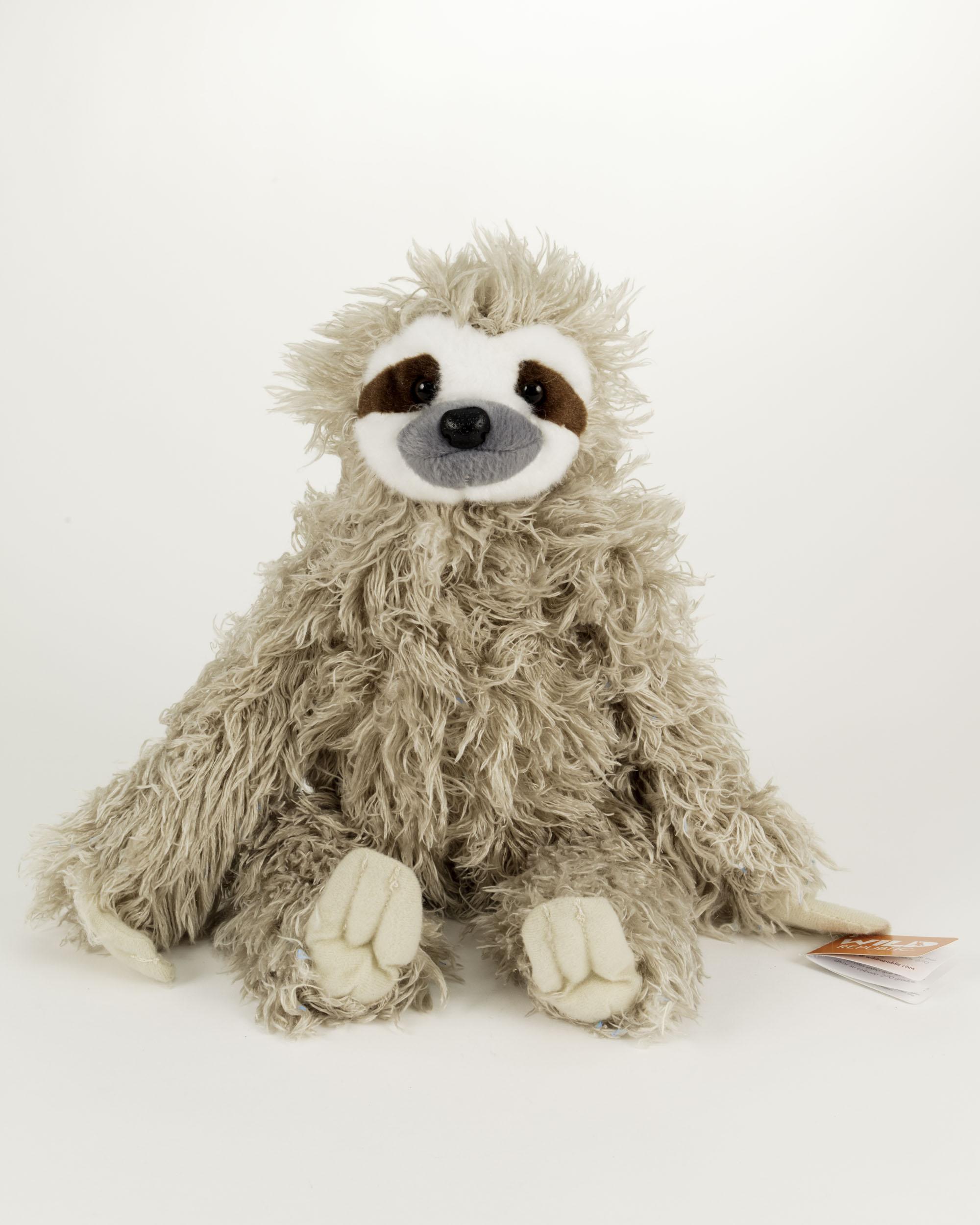 Sloth Plush,12257