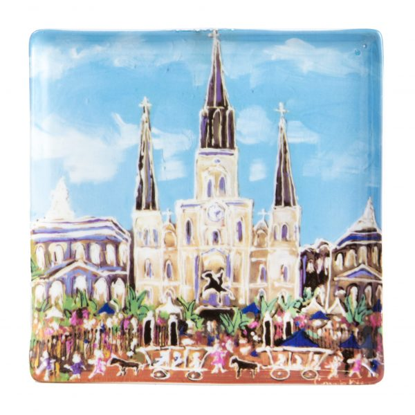 Cathedral Tray,10205