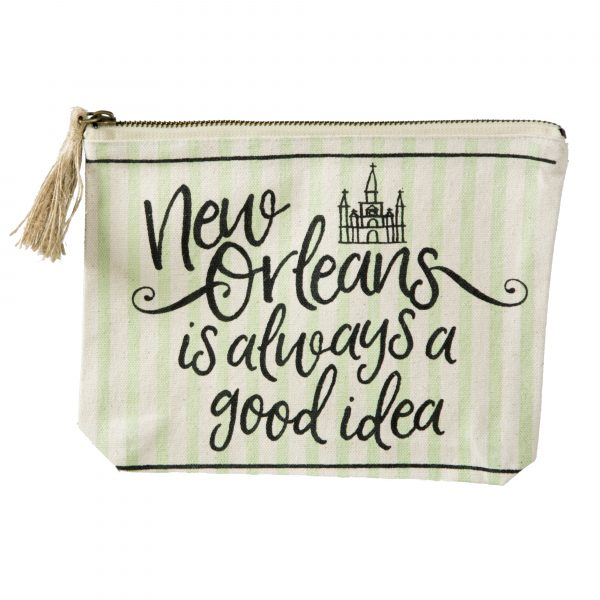 Good Idea New Orleans Pouch,10190