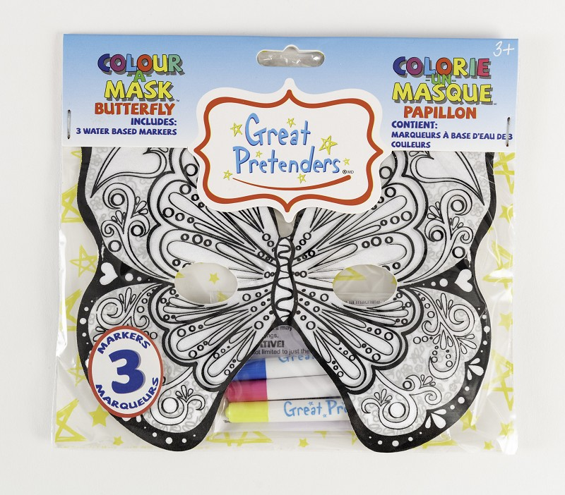 Butterfly Color Mask,83092
