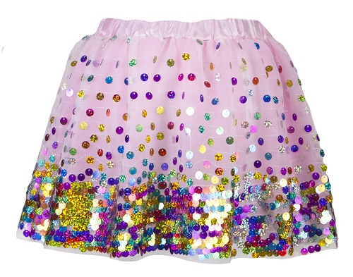 Sequin Skirt,44205