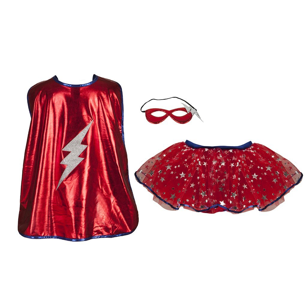 Superhero Tutu and Cape,67675