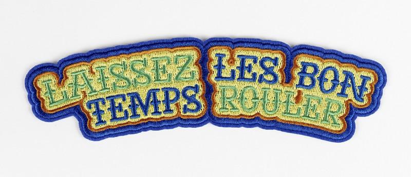 Laissez Les Bon Temp Patch,10251