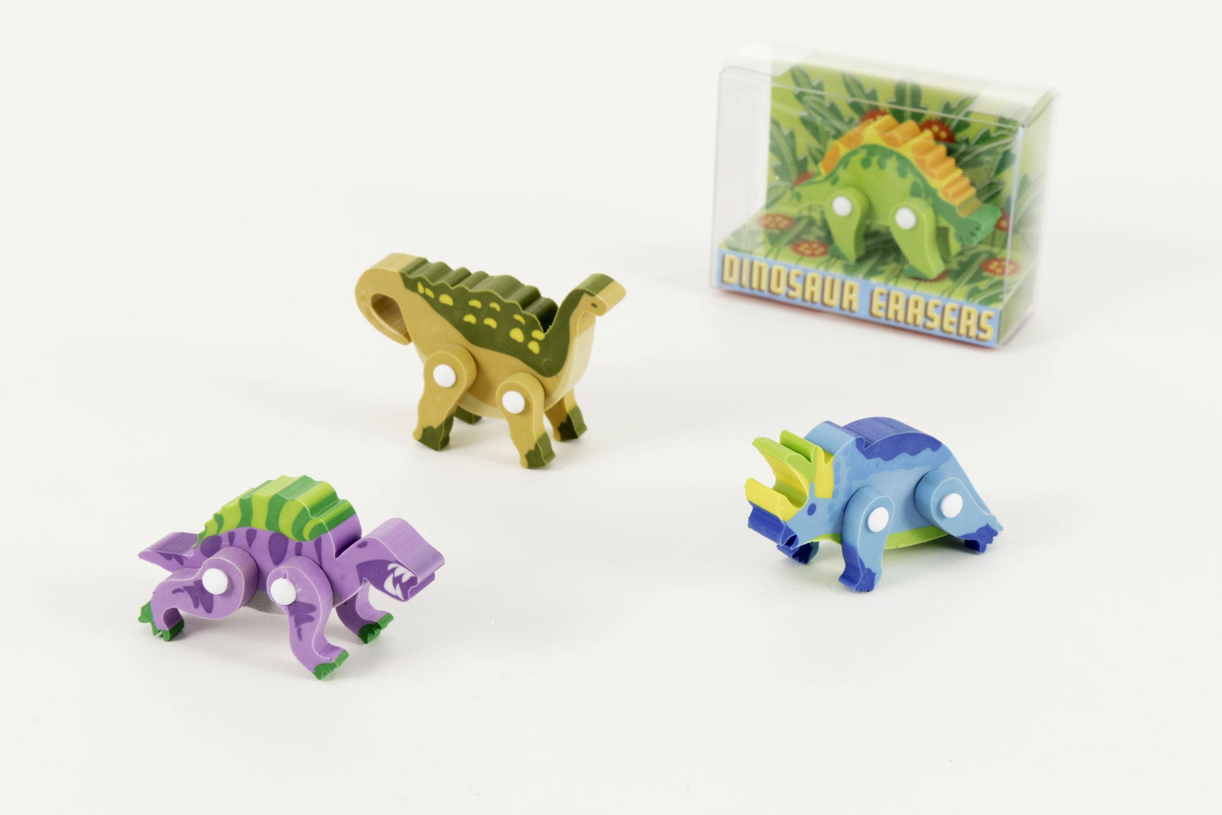 Dinosaur Puzzle Eraser,AER022