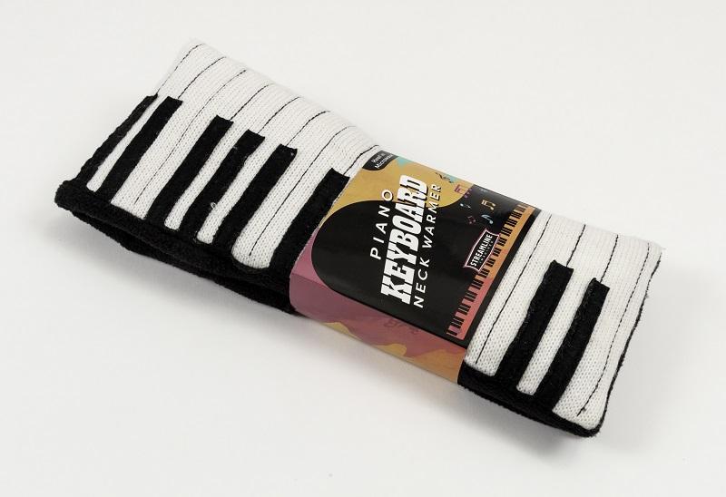Keyboard Neck Warmer,AMP127