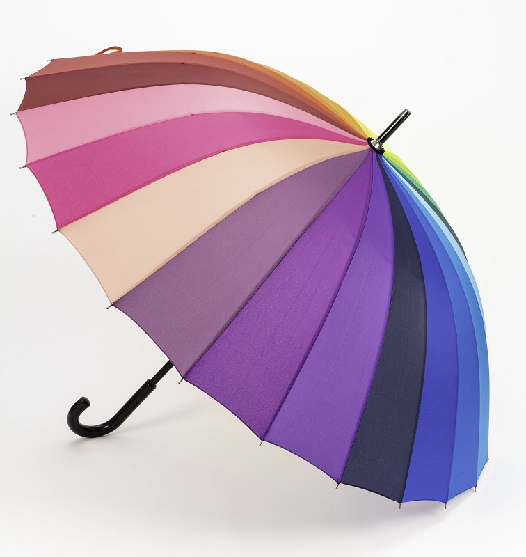 Rainbow Umbrella,BRE024