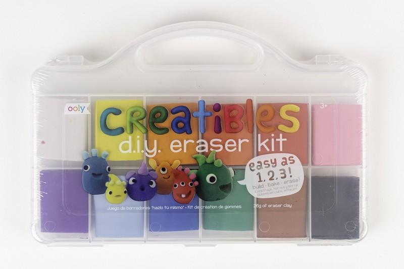 Creatibles DIY Erasers,161-001