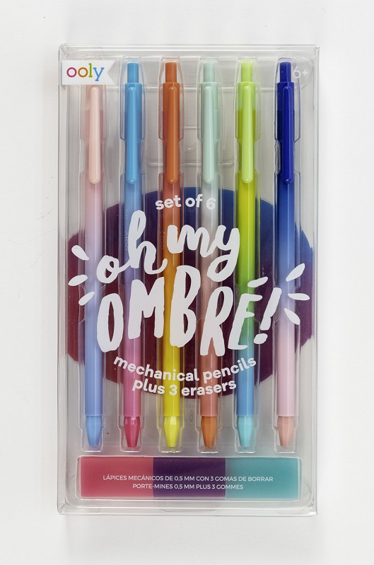 Oh My Ombre Pencils,128-130