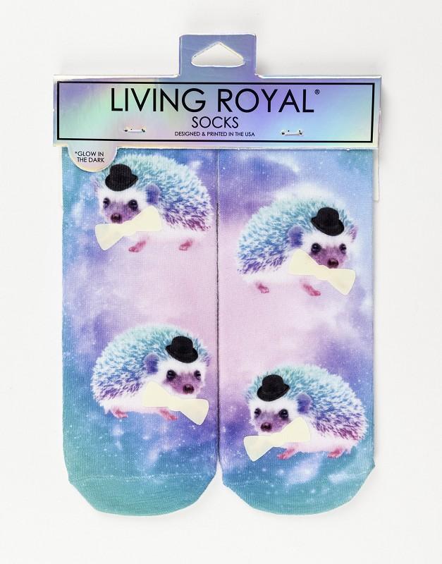 Hedgehog Socks,129GLO