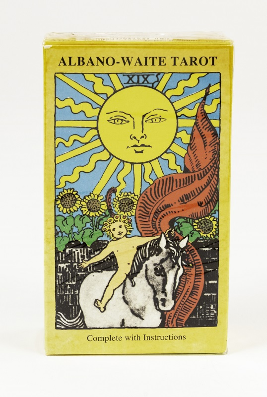 Albano-Waite Tarot Cards,AW78