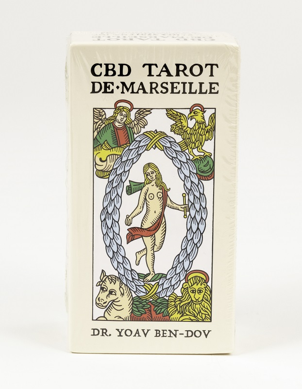 CBD Tarot De Marseilles,CBD79