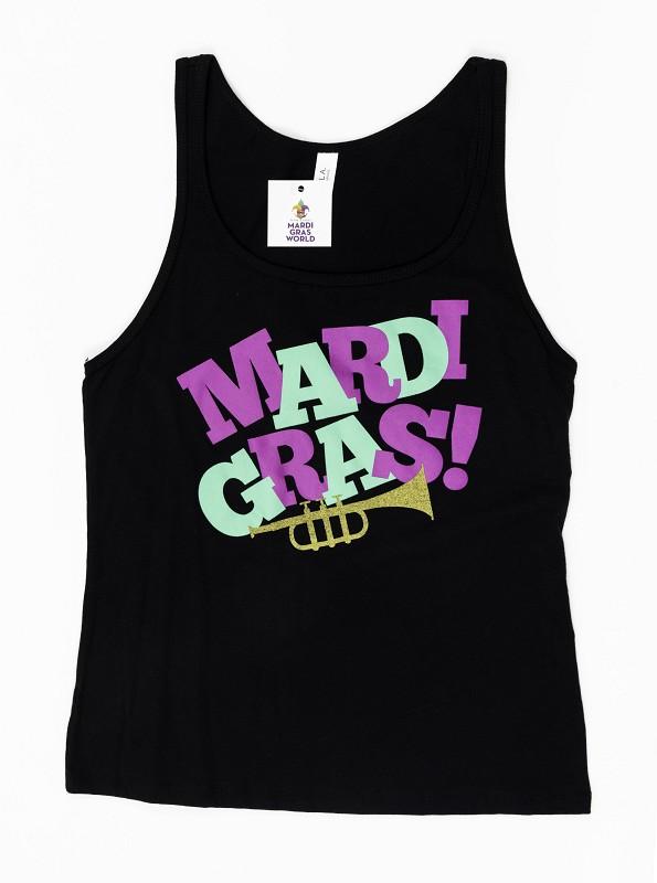 Mardi Gras Tank