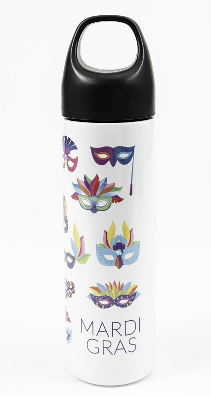 Mask Water Bottle,059777