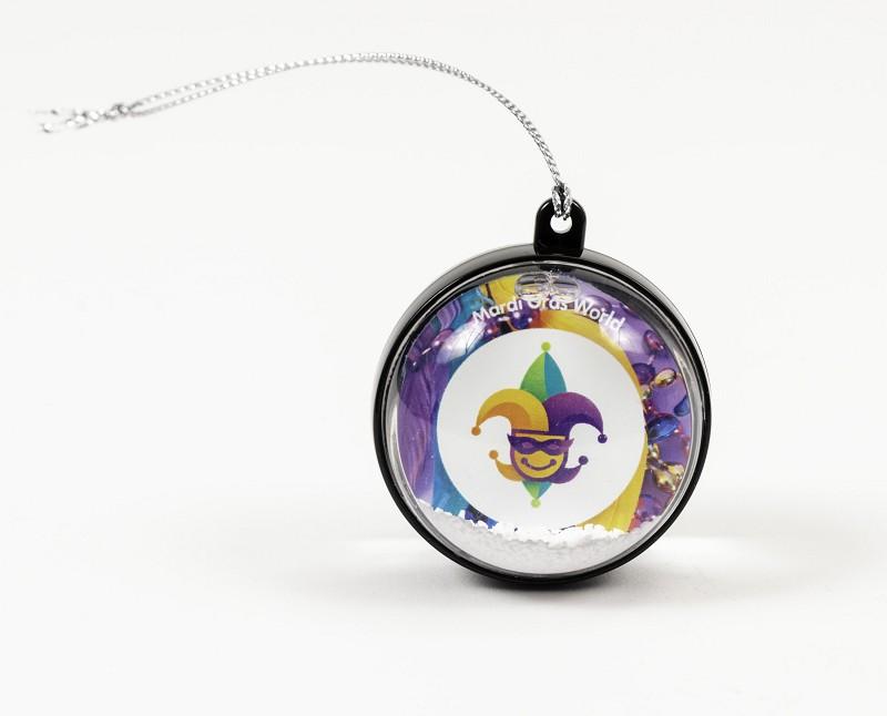 Waterglobe Ornament,140350