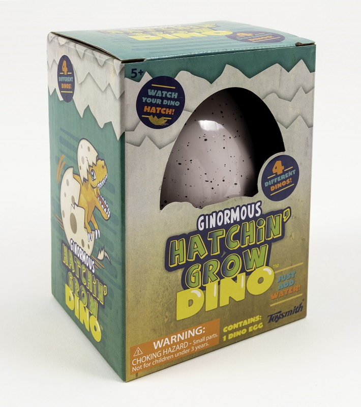 Hatchin' Grow Dino,8538