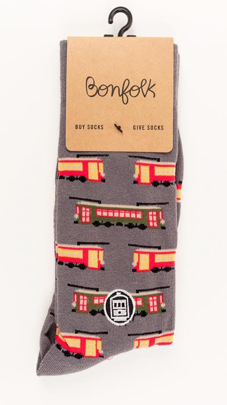 Streetcar Bonfolk Socks
