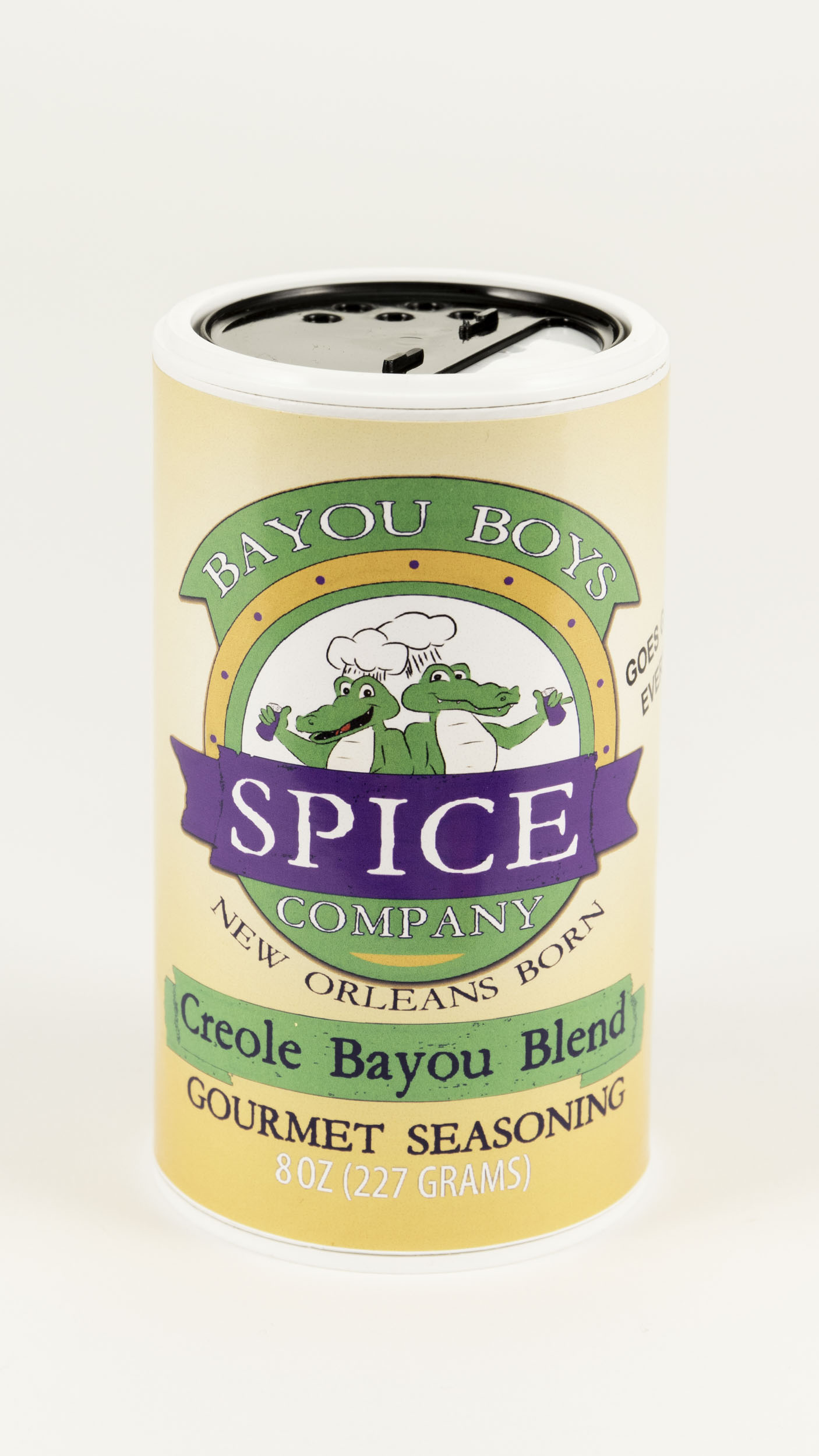 Creole Bayou Blend Seasoning 8oz,2020