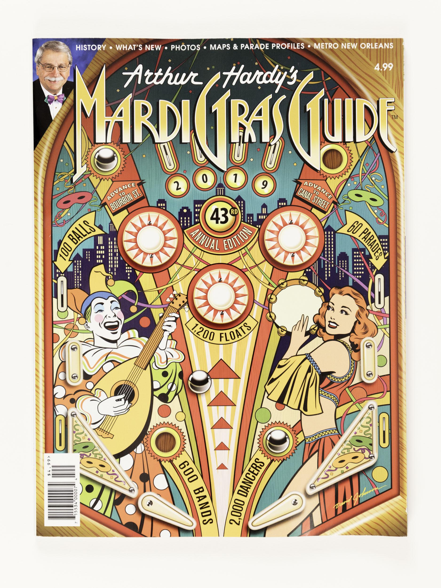 Mardi Gras Guide 2019