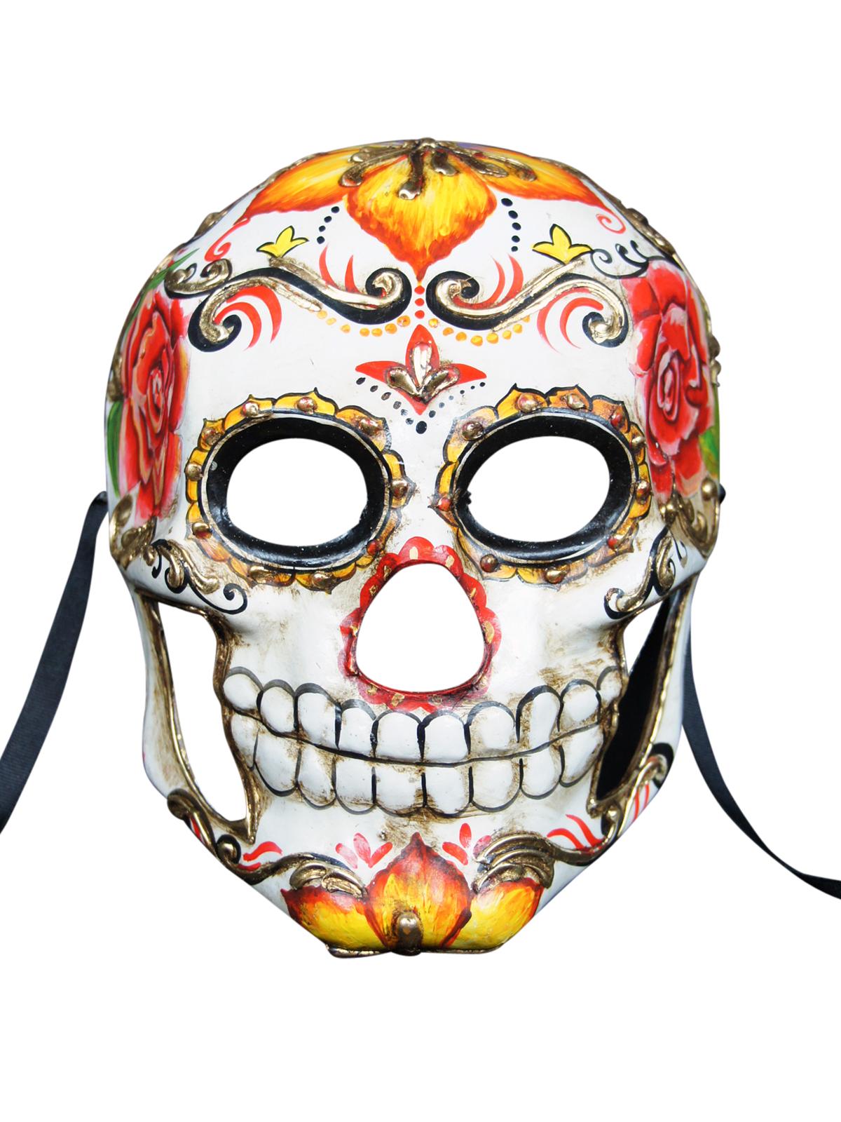 Teschion Flor Venetian Mask,T4