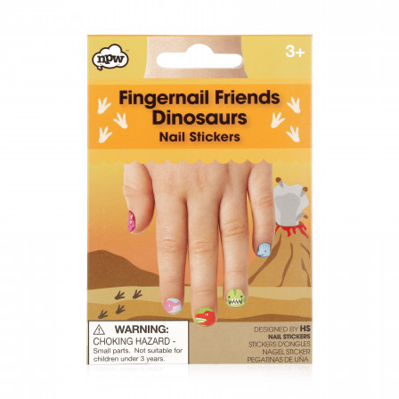 Fingernail Friends Dinosaurs,81442