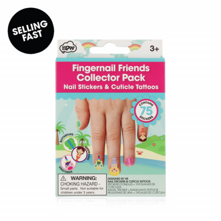 Fingernail Friends Multipack,81459