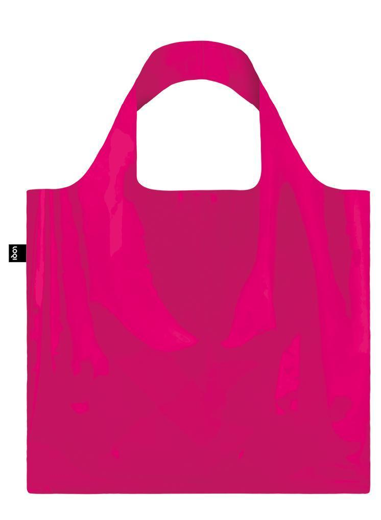 Transparent Pink Tote,BA.TR.PI