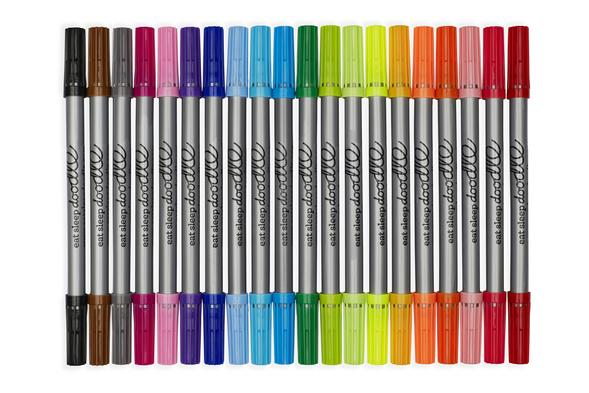 Doodle Pens- Artist set of 20 Washable Pens,ARTWP