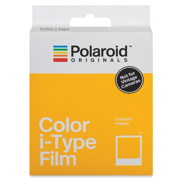 I-Type Color Polaroid Film,4668