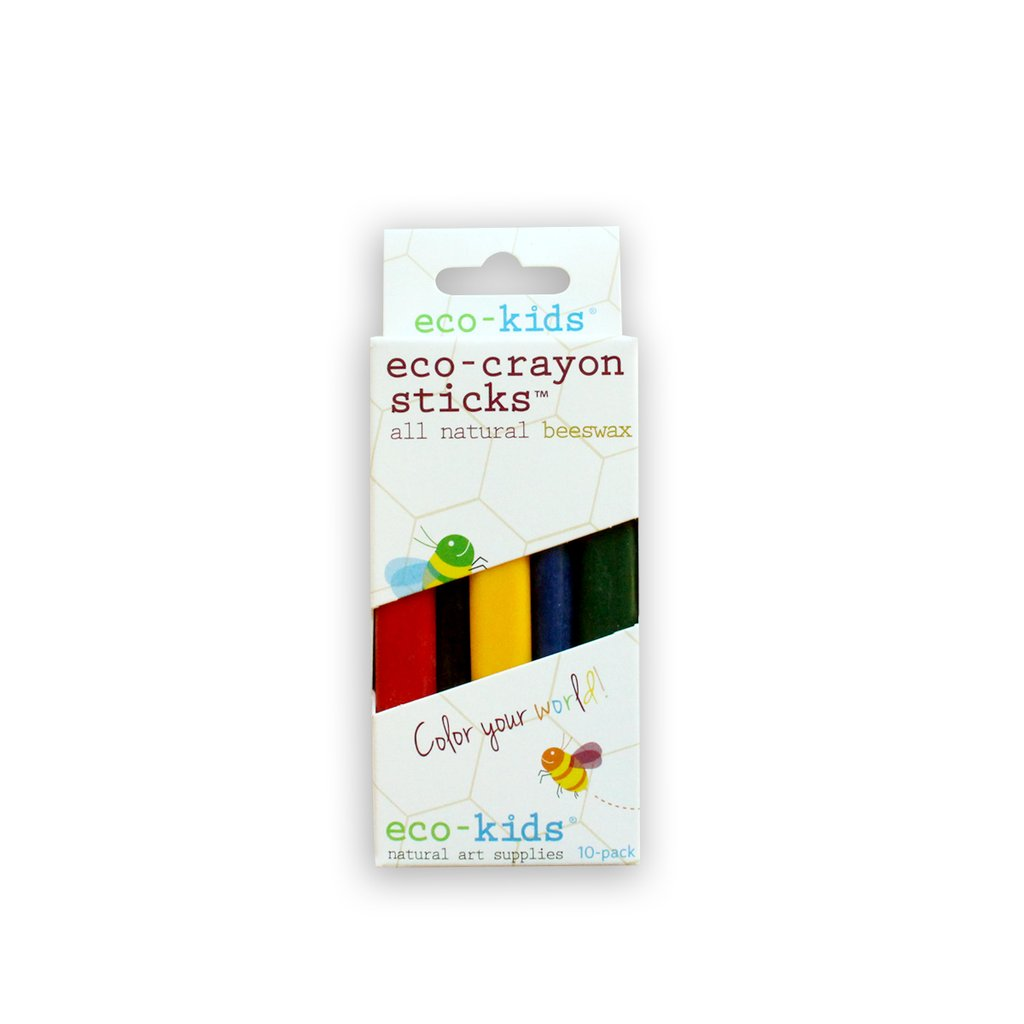 Eco-crayons 10 pack,4282-10