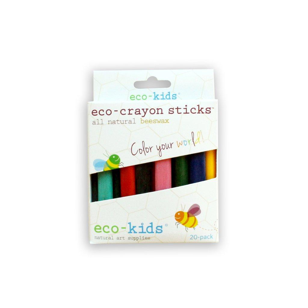 Eco-crayons 20pk,4282-20