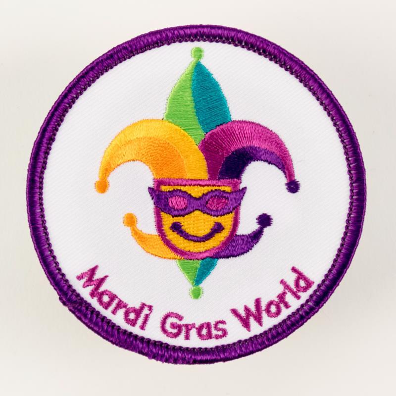 MGW Logo Patch