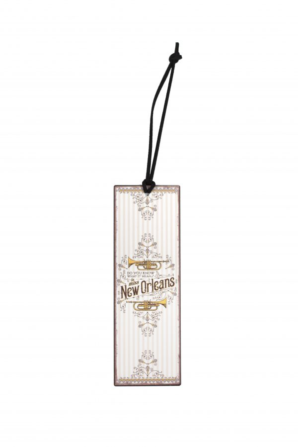 Do You Know Metal Bookmark,10352