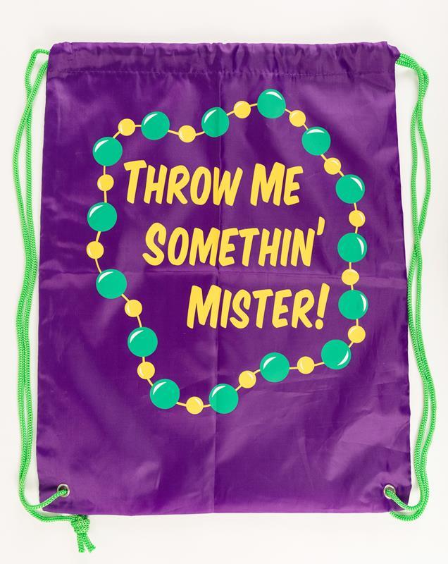 Throw Me Somethin Backpack,NB/THROWME/BP