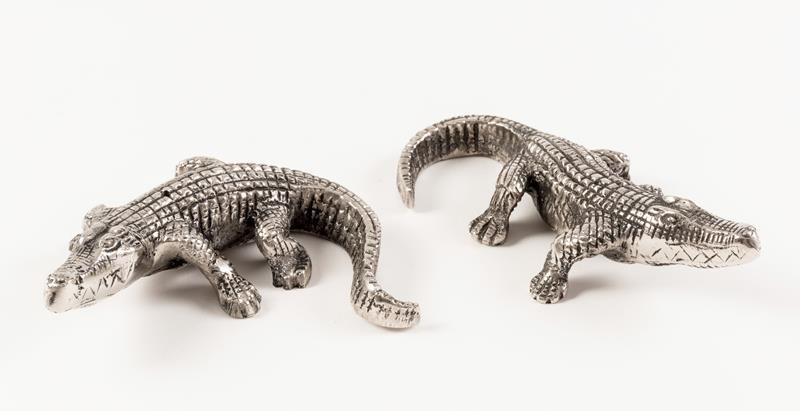 Alligator Salt and Pepper Shakers,42143